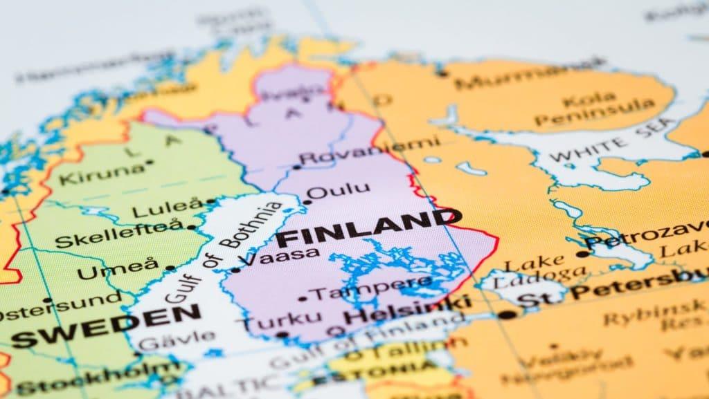 suomen kartta